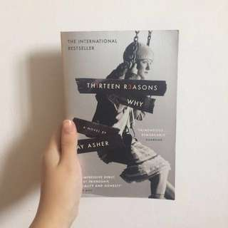 Thirteen Reasons Why by Jay Asher [Paperback]