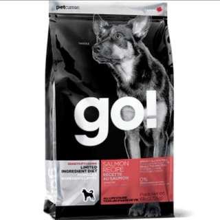GO! SENSITIVE and SHINE dry food for dog