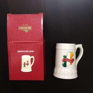 Britannica: Kilkenny Ireland Miniature Mug