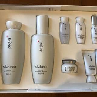 SULWHASOO - Snowise Brightening Set (2 items)