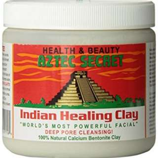 Aztec Secret Indian Healing Clay 1lb/2lb jar