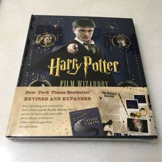 Harry Potter Film Wizardry (Revised And Updated)
