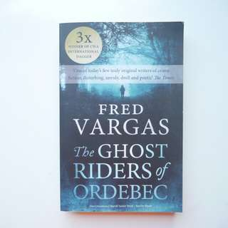 The Ghost Rider of Ordebec
