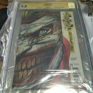 DC Comics vintage collectibles classics rare Key issue Hard to find comics graded Cgc 9.8