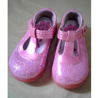 Preloved Pink Shoes for Baby 6-18months