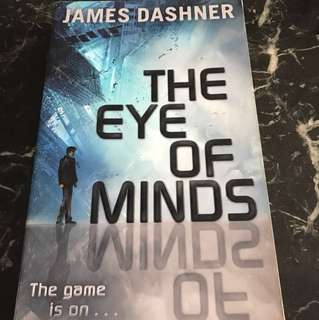 The Eye of Minds (the game is in .....) by James Dashner