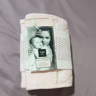 Preg an pregger maternity support belt