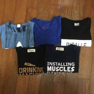 T shirts clearance