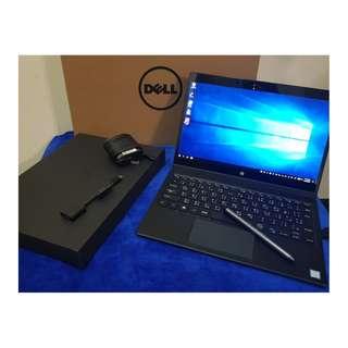 雙系統 Dell XPS 9250 4K 8g 256g ssd 觸控 手寫筆 2in1 surface