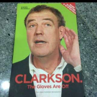 Special offer: Clarkson - The Gloves are Off (includes inside story of the Top Gear Fracas)