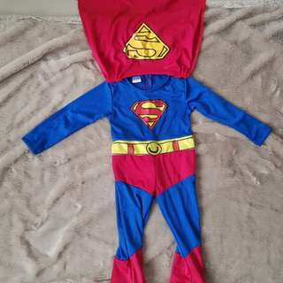 Superman Costume For Baby