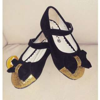 New sepatu senda pesta anak YONGKIDZ