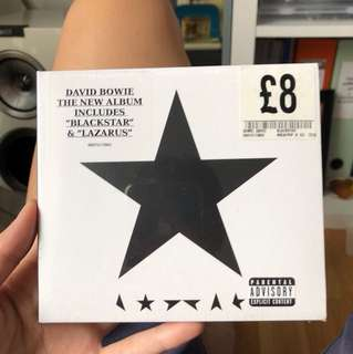 [BNIP] David Bowie Black Star Album