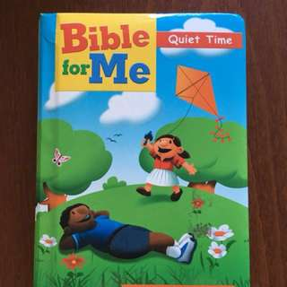 Children's Quiet time bible