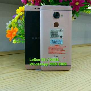 LeEco LeX626 (S3) super smartphone with superb 21 mp rear cam