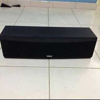 Yamaha NS-C50 center speakers $60