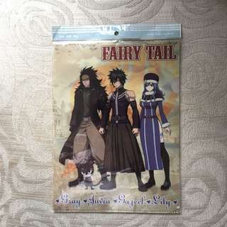 Fairy Tail Envelope Folder