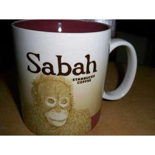 Starbucks Sabah Icon mug