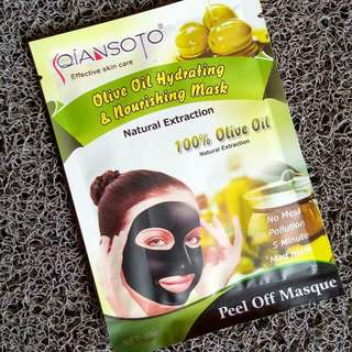 Peel Off Mask Qiansoto