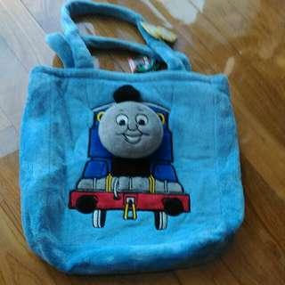 Thomas the train tote bag