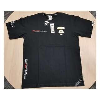 Aape Shirt x Audi Racing Original