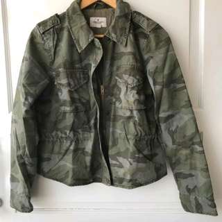 [AMERICAN AEGLE] American Eagles Outfitter Army Jacket