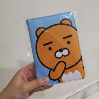 Ready Stock Ryan Passport Cover
