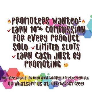 🔥Earn extra 💲CASH💲with Affiliating/Promoting