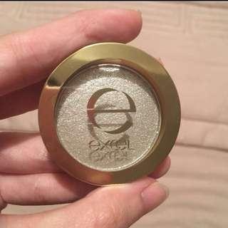 Excel silver eyeshadow pod