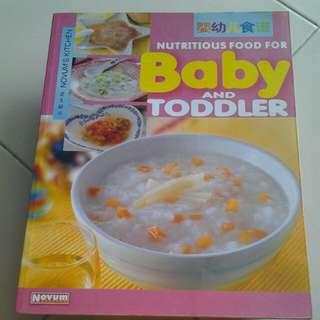 Nutritious food for Baby and Toddler
