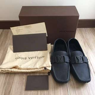 Louis Vuitton Man Shoes / LV shoes