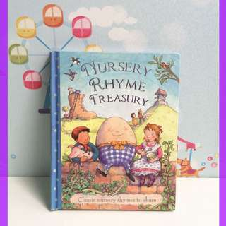 Nursery Rhymes Treasury - Hardcover