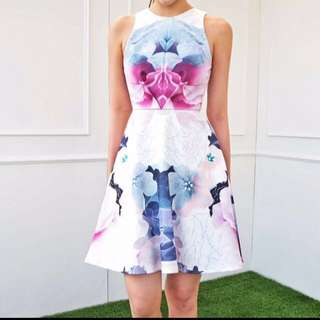 (INCL POS) doublewoot dress