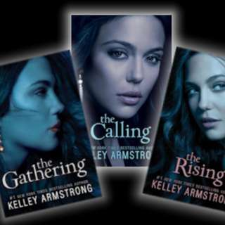 eBook - Darkness Rising Trilogy by Kelley Armstrong (3 eBooks)