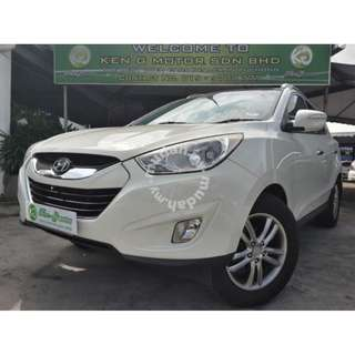 2012 Hyundai Tucson 2.0 (A)HIGH SPEC SUNROOF FULON