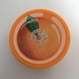 Body Shop Satsuma Body Butter