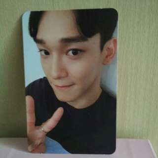 [WTT] EXO EX'ACT MONSTER KOREAN VER CHEN photocard to LAY