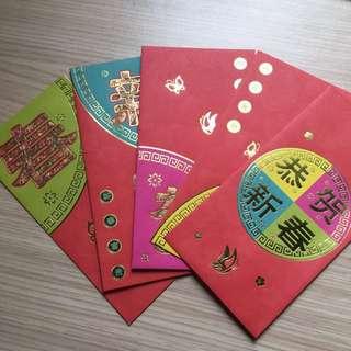 Fairprice Red Packets / Ang Paos / Ang Baos