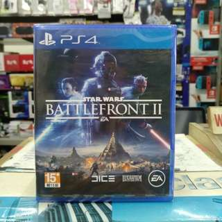 🆕 PS4 Star Wars Battlefront 2