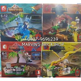 For Sale Latest King Of Glory 4in1 Building Blocks Toy