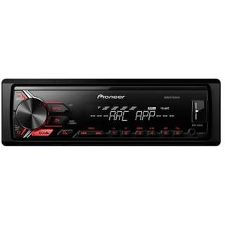 Pioneer MVH-X195UI Digital Media Receiver with USB, iPod/ iPhone Direct Control, Android Media support and MIXTRAX