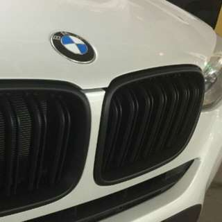New BMW F26 X4 grille