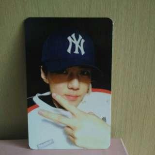 [WTT] EXO Love Me Right SEHUN photocard to Lay