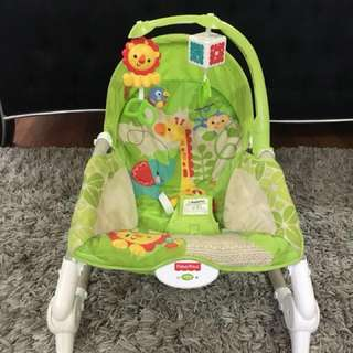 Bouncher for baby