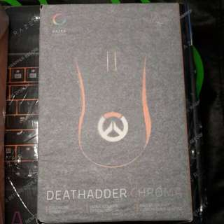 Razer Overwatch Deathadder Chroma