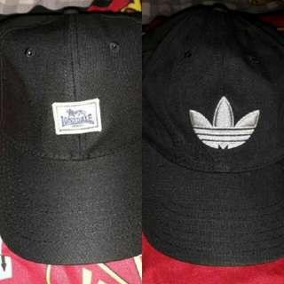Topi Adidas dan Lonsdale Original
