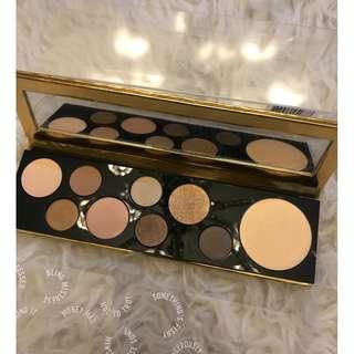 mac power hungry eyeshadow and highlighting powder