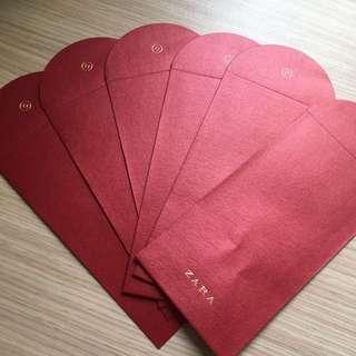 Zara red packet / ang pao / ang bao