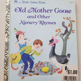 Old Mother Goose & other nursery rhymes