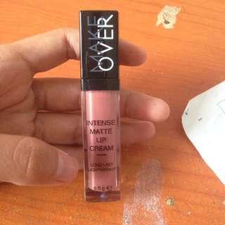 MAKE OVER lip Cream shade 10 lux